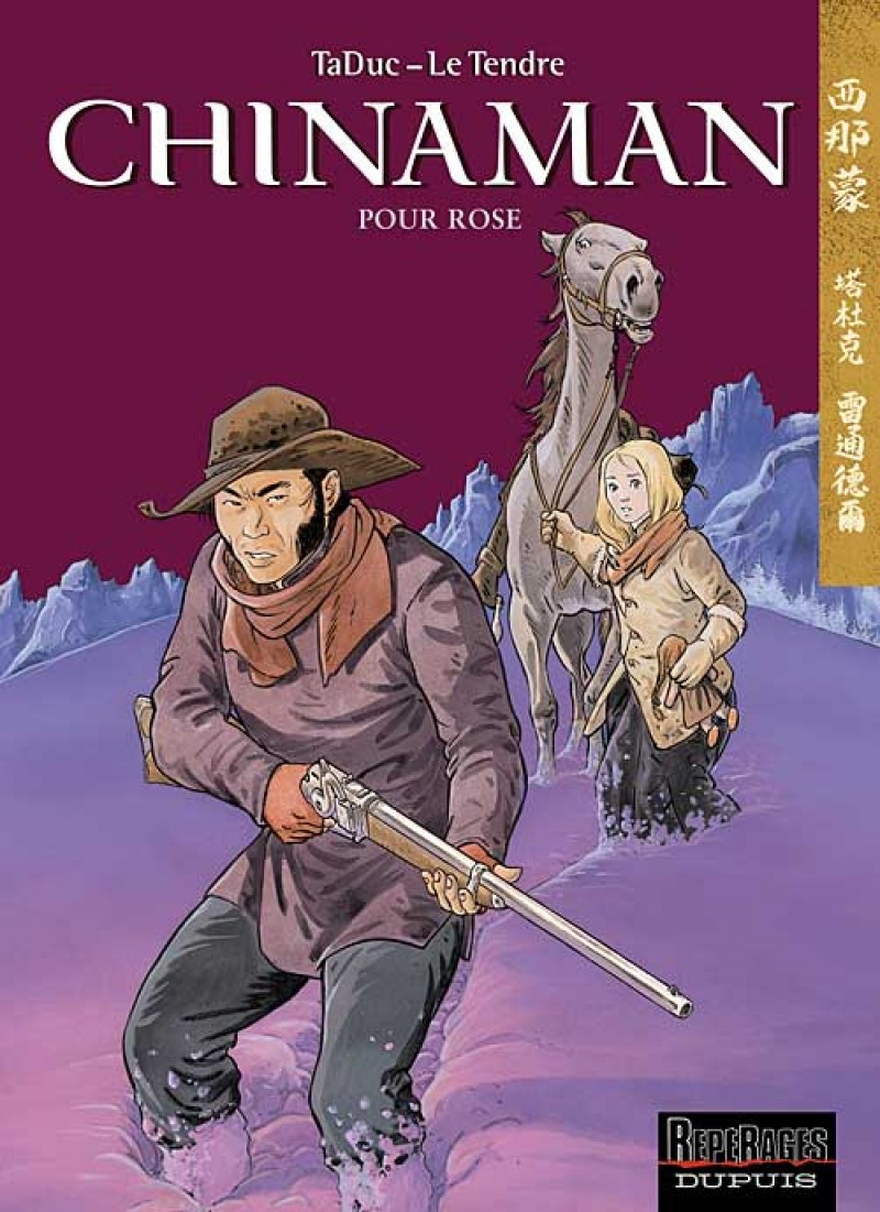 Chinaman - tome 3 - Pour Rose