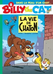 cover-comics-billy-the-cat-tome-8-la-vie-de-chaton