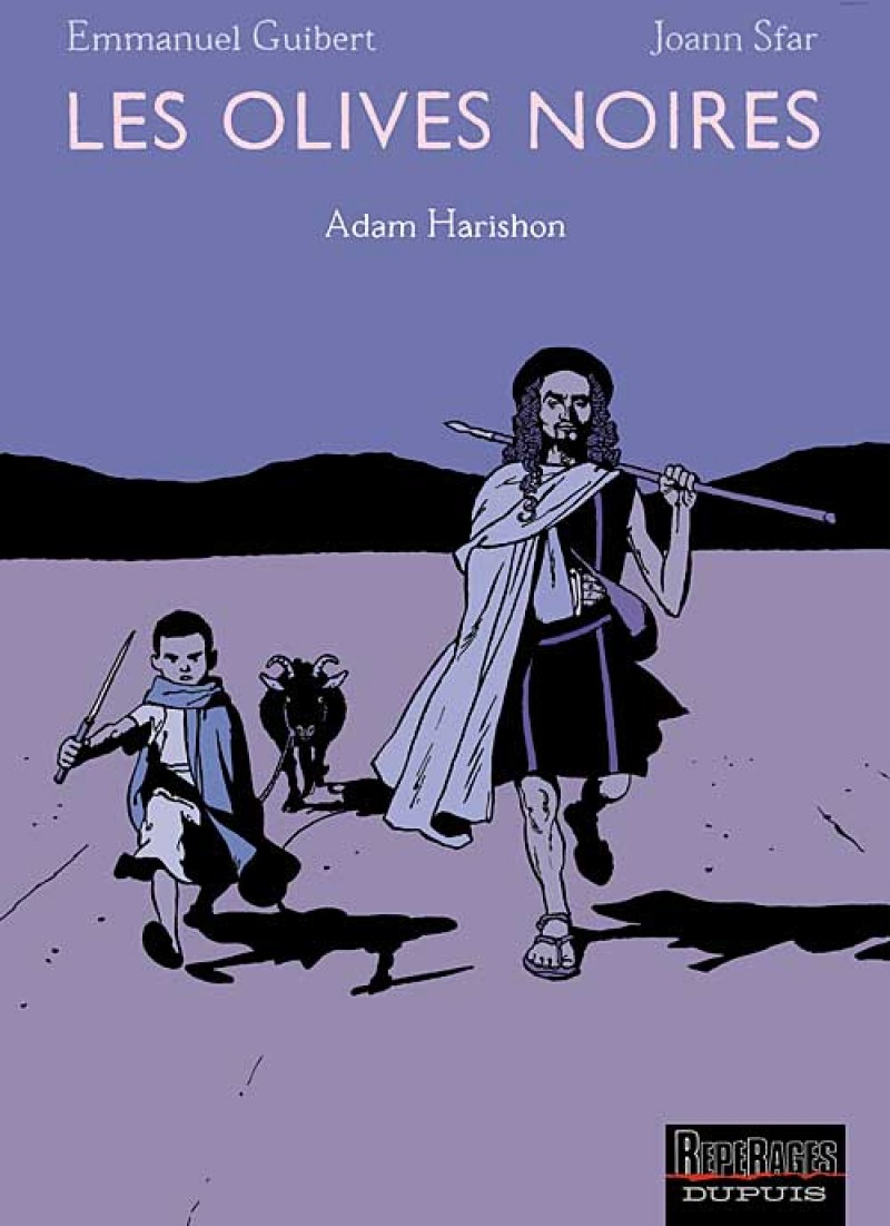 Les Olives noires - tome 2 - Adam Harishon