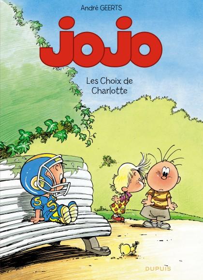 Jojo - Les Choix de Charlotte