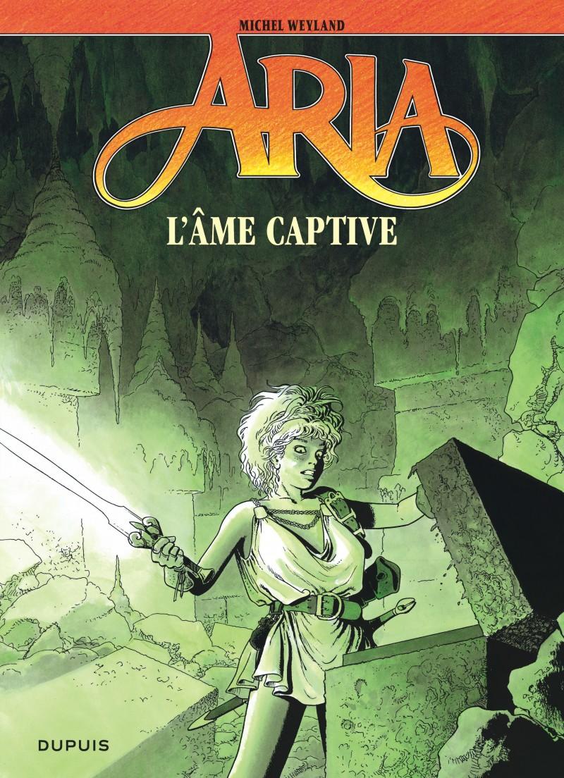 Aria - tome 24 - L'Âme captive