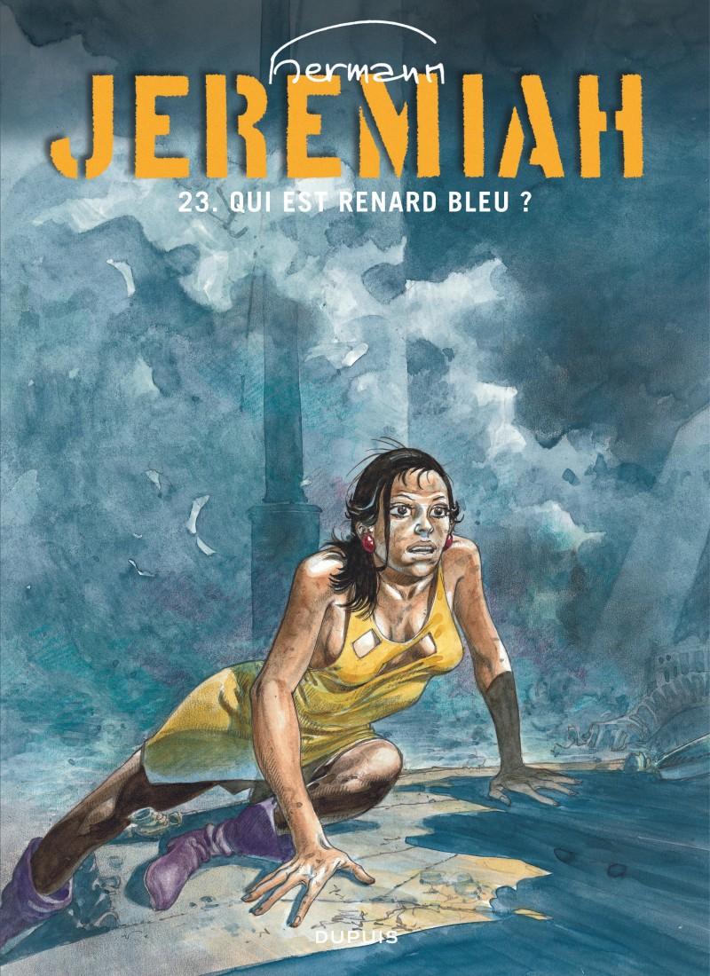 Jeremiah - tome 23 - Qui est Renard Bleu ?
