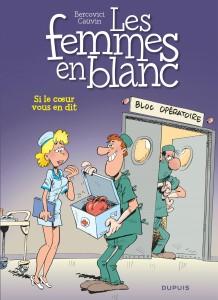 cover-comics-les-femmes-en-blanc-tome-24-si-le-coeur-vous-en-dit