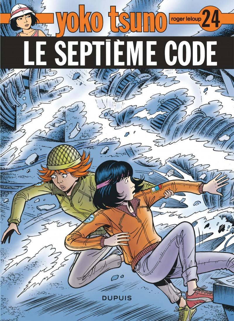 Yoko Tsuno - tome 24 - Le Septième Code