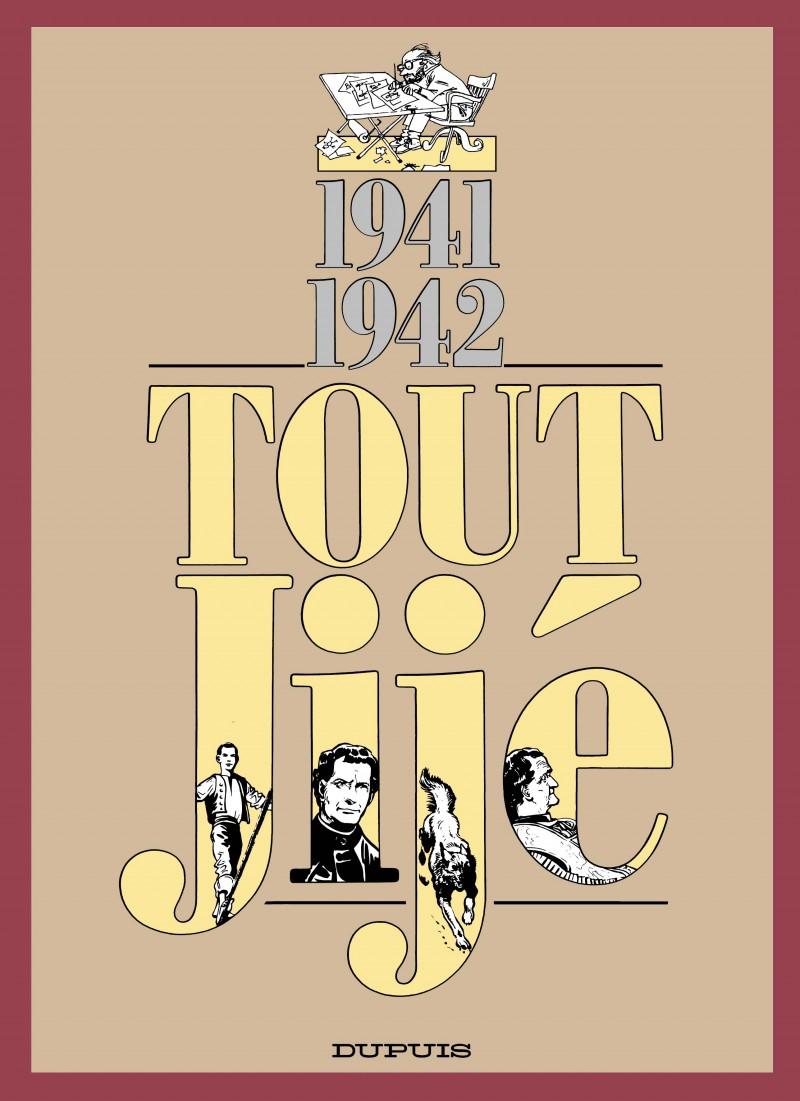 Complete Jijé - tome 17 - 1941-1942
