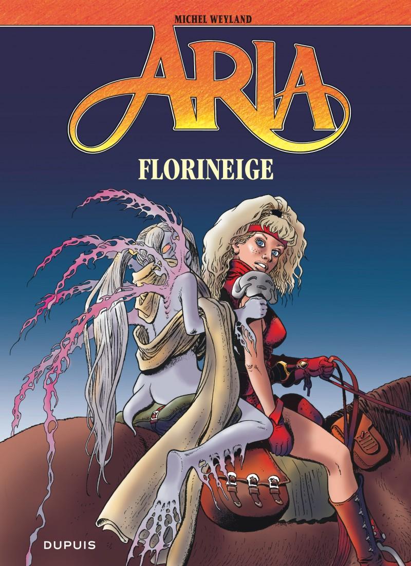 Aria - tome 25 - Florineige