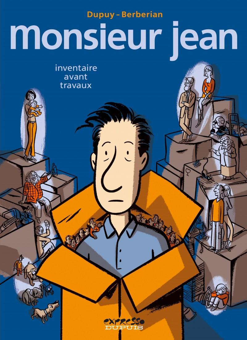 Monsieur Jean - tome 6 - Inventaire avant travaux