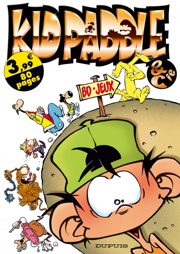 cover-comics-kid-paddle-amp-cie-tome-1-kid-paddle-amp-cie