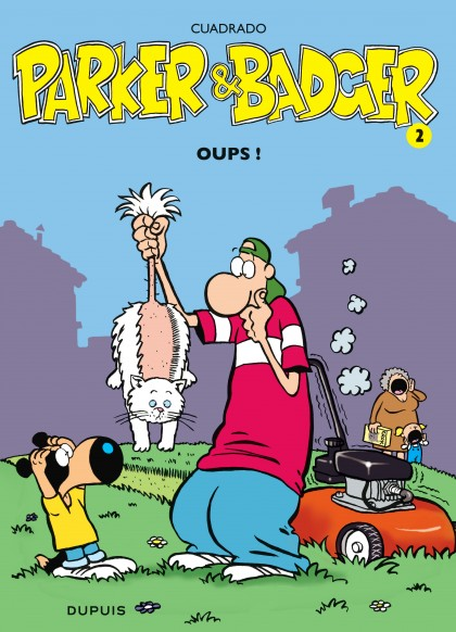 Parker & Badger - Oups !