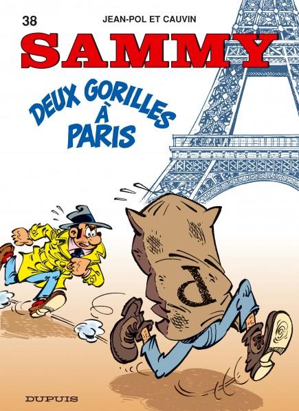 Sammy - Deux gorilles à Paris