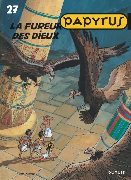 Papyrus - La Fureur des dieux