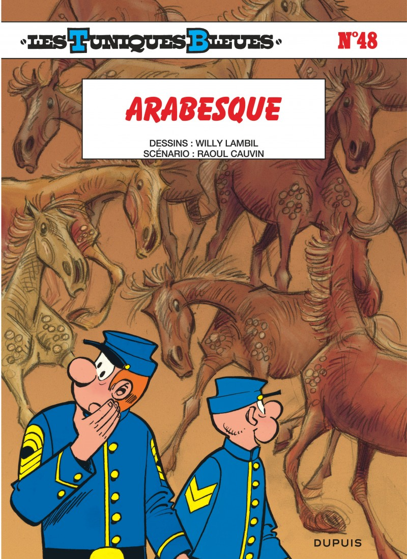 The Bluecoats - tome 48 - Arabesque