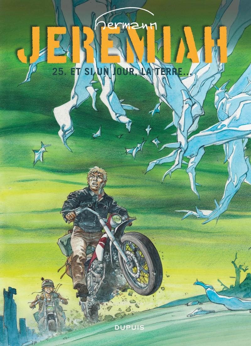 Jeremiah - tome 25 - Et si un jour, la terre...