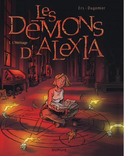 Les Démons d'Alexia - L'Héritage