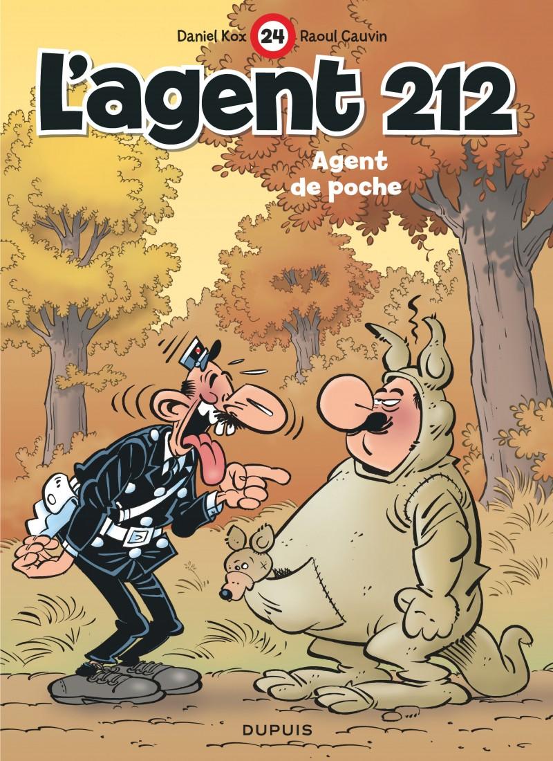 L'agent 212 - tome 24 - Agent de poche