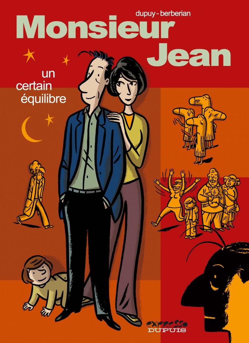 Monsieur Jean - tome 7 - Un certain équilibre