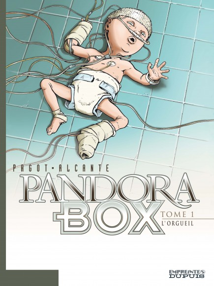 Pandora Box - L'Orgueil - tome 1/8