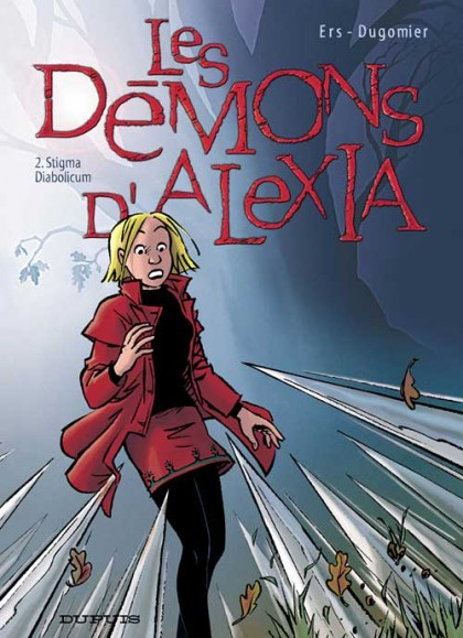 Les Démons d'Alexia - Stigma diabolicum