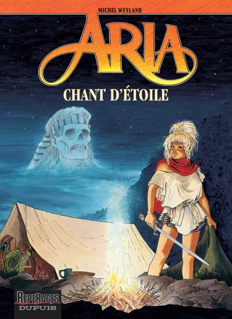 Aria - tome 27 - Chant d'étoile