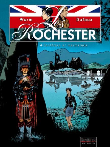 Les Rochester - Fantômes et marmelade
