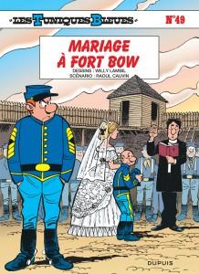 cover-comics-les-tuniques-bleues-tome-49-mariage--fort-bow