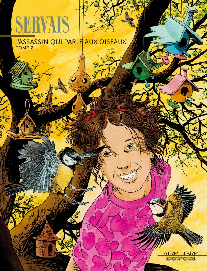 L'Assassin qui parle aux oiseaux - tome 2 - L'assassin qui parle aux oiseaux, tome 2