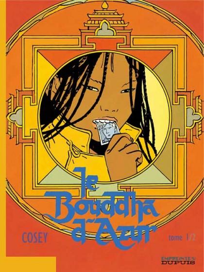 Le Bouddha d'Azur - Le Bouddha d'Azur - tome 1/2