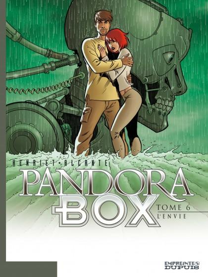Pandora Box - L'envie - tome 6/8