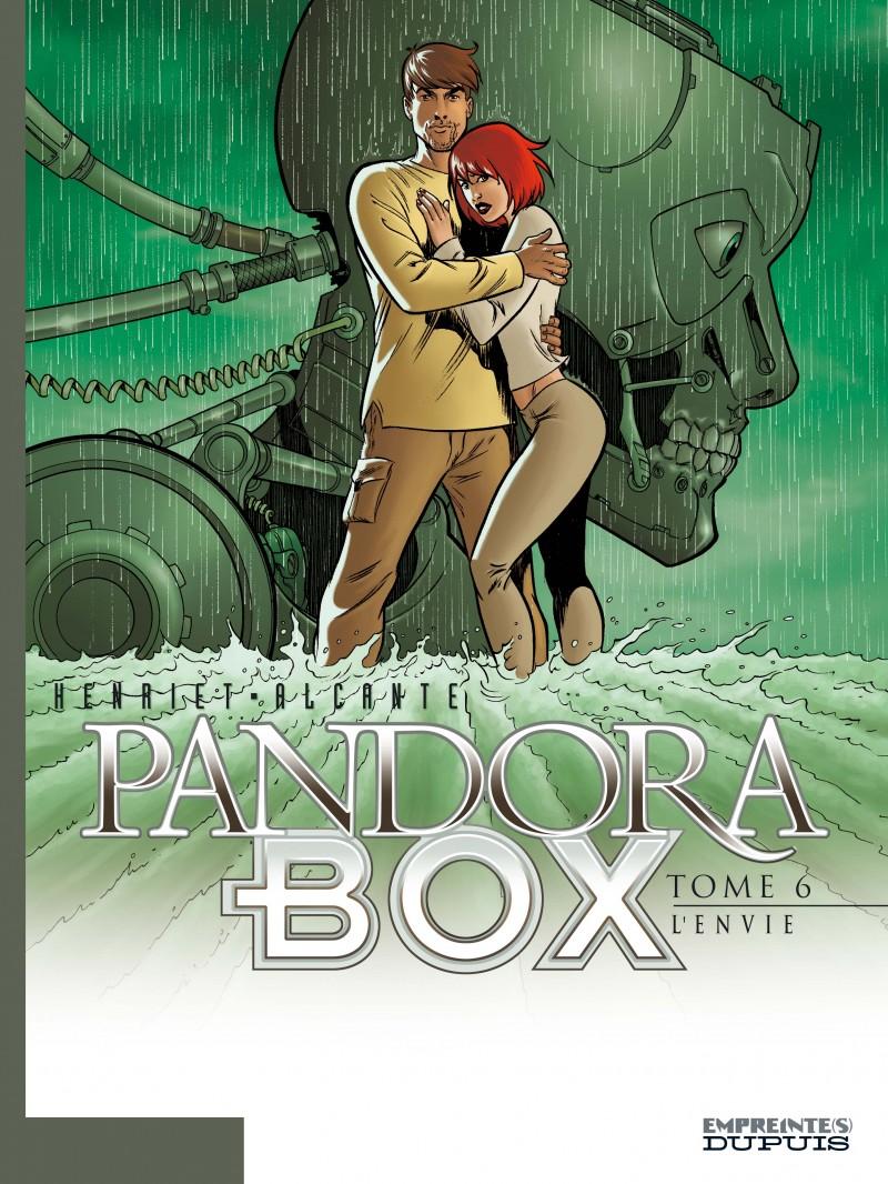 Pandora Box - tome 6 - L'envie - tome 6/8