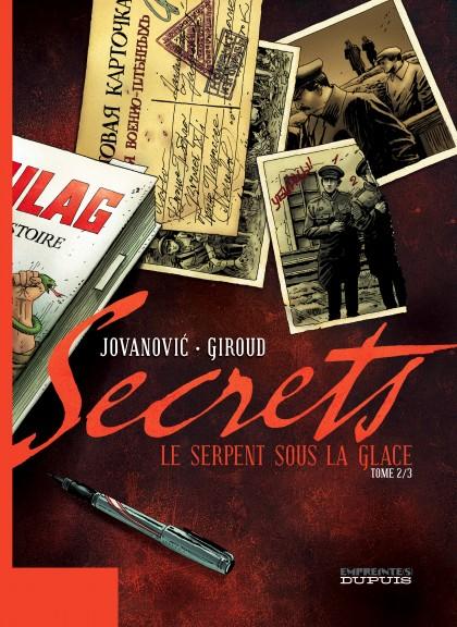 Secrets, Le Serpent sous la glace - Secrets, Le Serpent sous la glace, tome 2/3