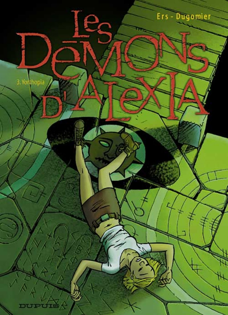 The Demons of Alexia - tome 3 - Yorthopia