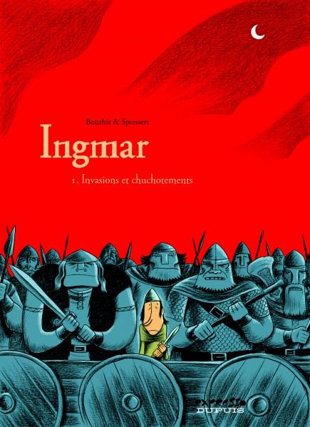 Ingmar - Invasions et chuchotements