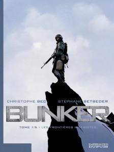 cover-comics-bunker-tome-1-les-frontires-interdites