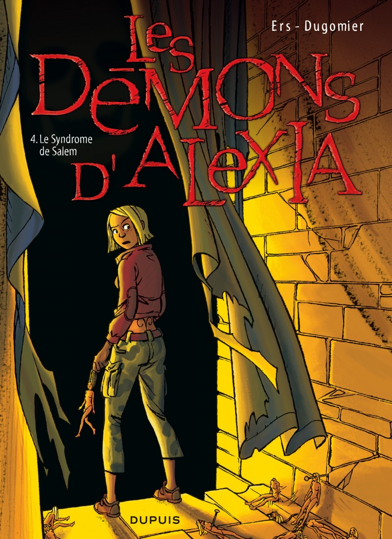 The Demons of Alexia - tome 4 - Le syndrome de Salem