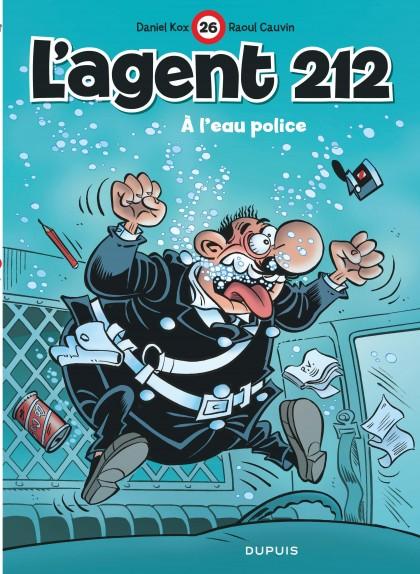 L'agent 212 - À l'eau police