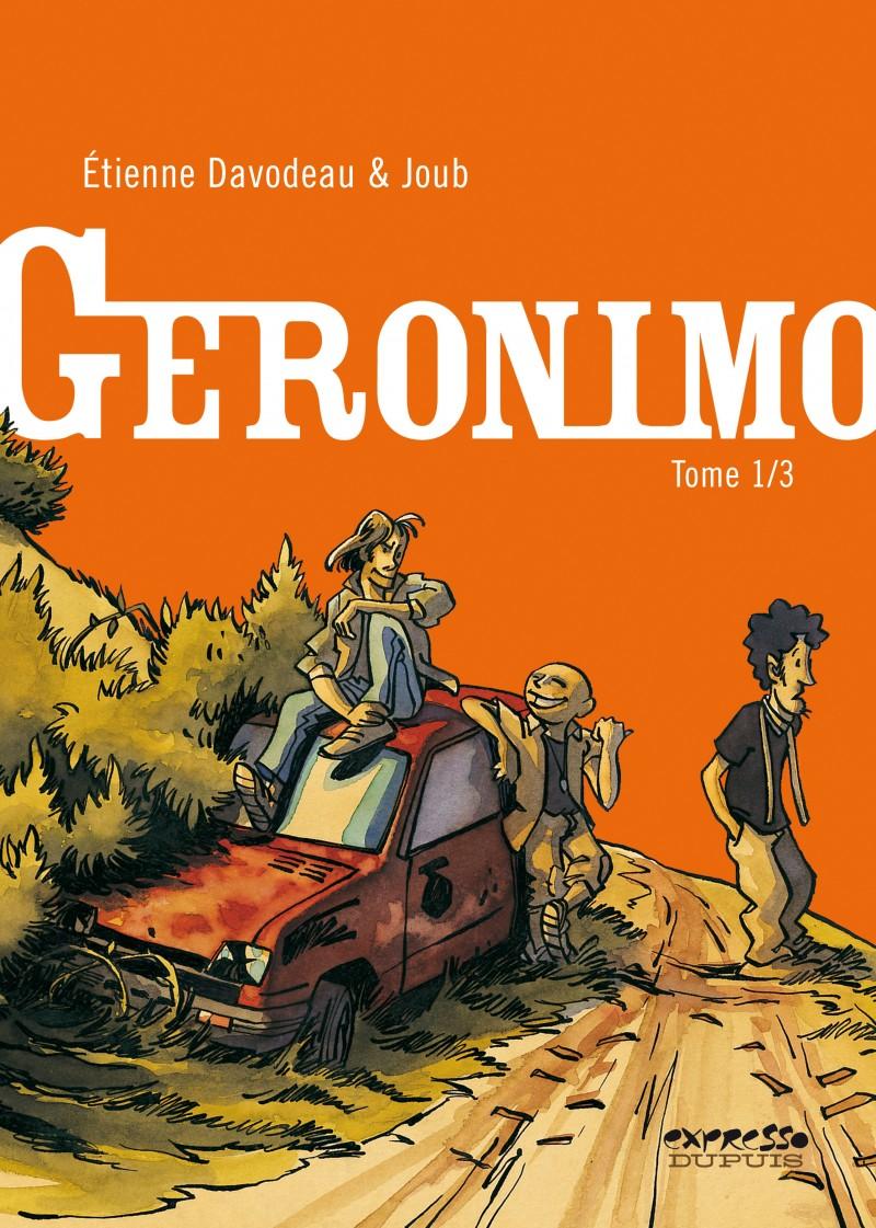 Geronimo - tome 1 - Geronimo - tome 1/3