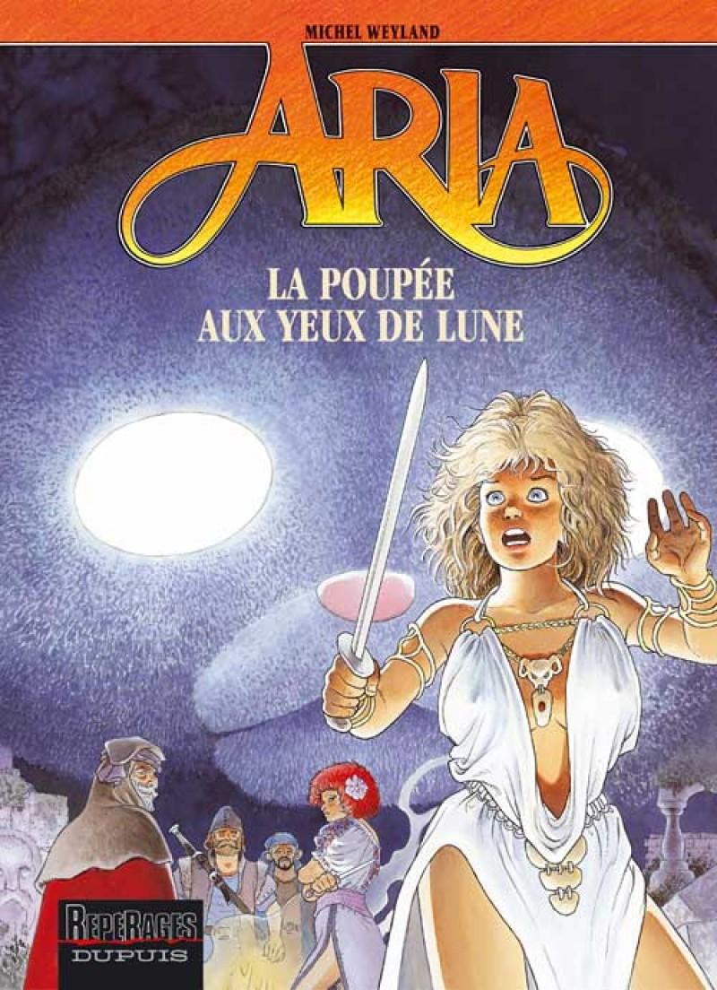 Aria - tome 29 - La poupée aux yeux de lune