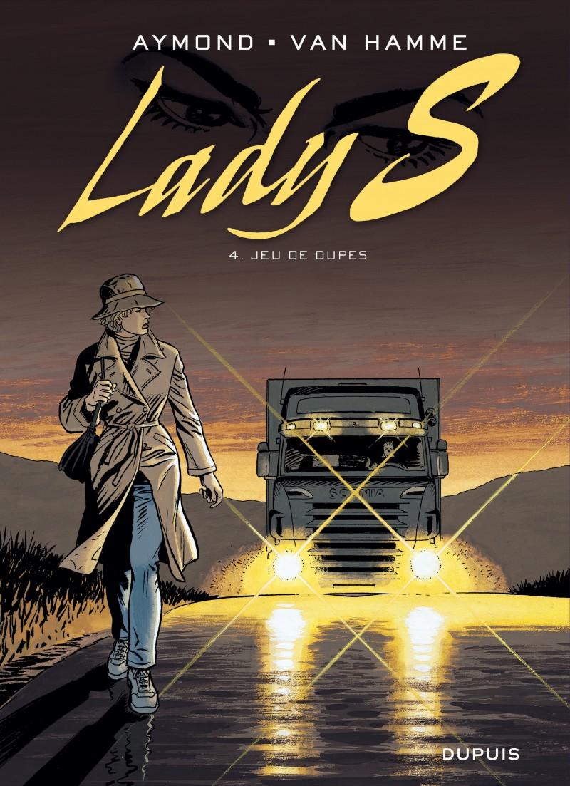 Lady S - tome 4 - Jeu de dupes
