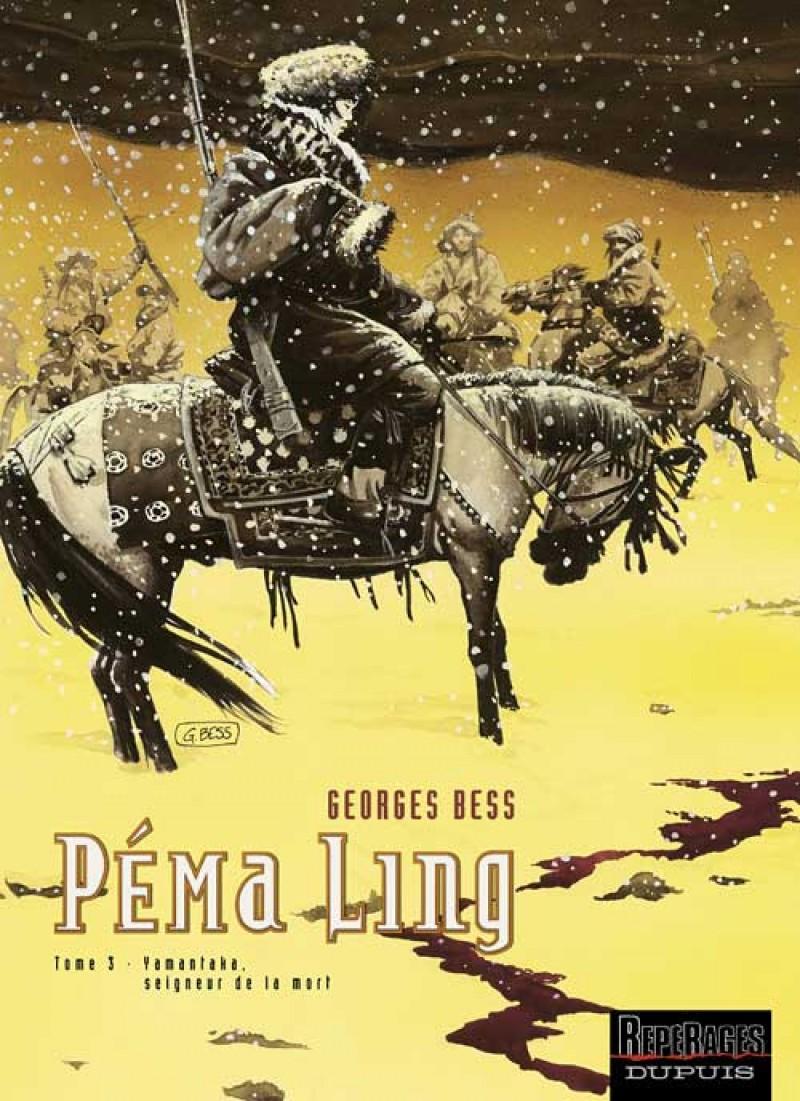 Péma Ling - tome 3 - Yamantaka, seigneur de la mort