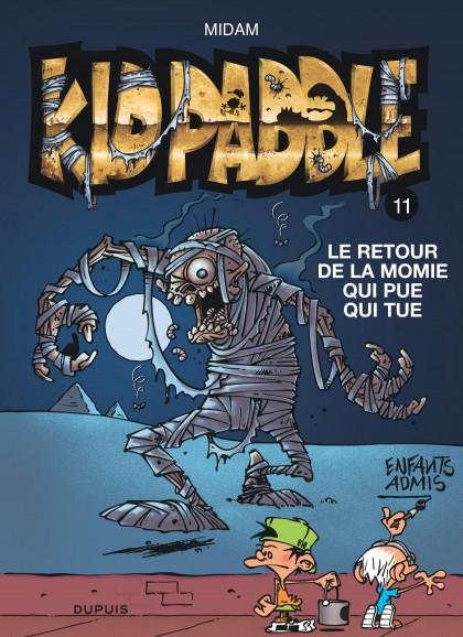 Kid Paddle - Le retour de la momie qui pue qui tue