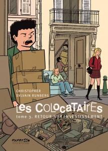 cover-comics-les-colocataires-tome-3-retour-sur-investissement