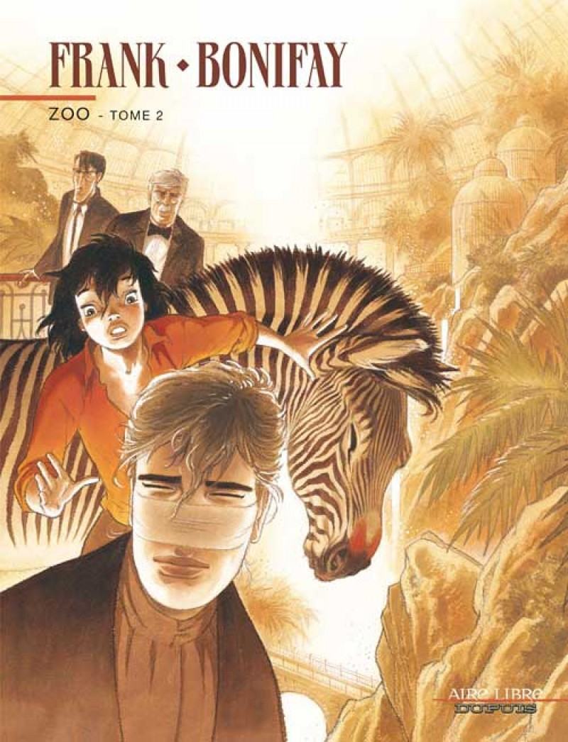 Zoo - tome 2 - Zoo, tome 2