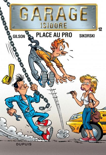 Garage Isidore - Place au pro