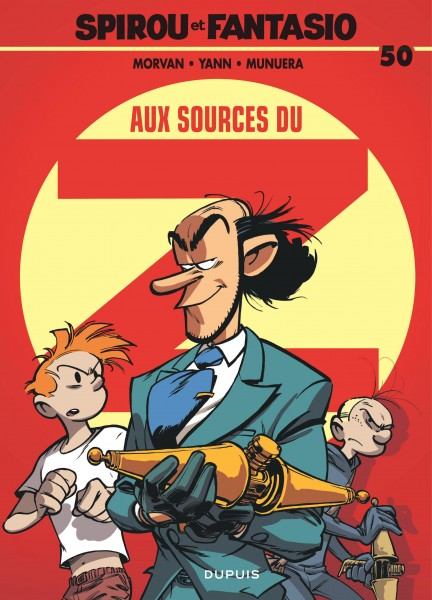 Spirou and Fantasio - Aux sources du Z