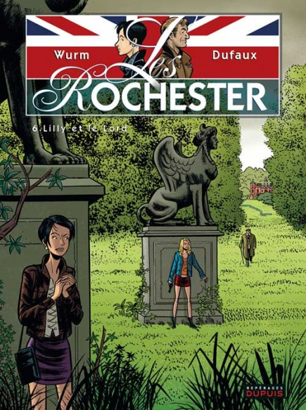 Les Rochester - Lilly et le lord
