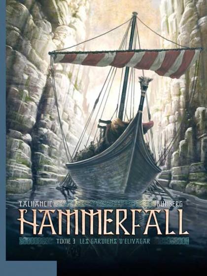 Hammerfall - Les gardiens d'Elivagar
