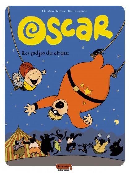 Oscar - Les gadjos du cirque