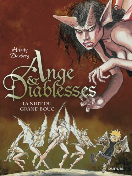 Ange et diablesses (Angel and Devil) - La nuit du grand bouc