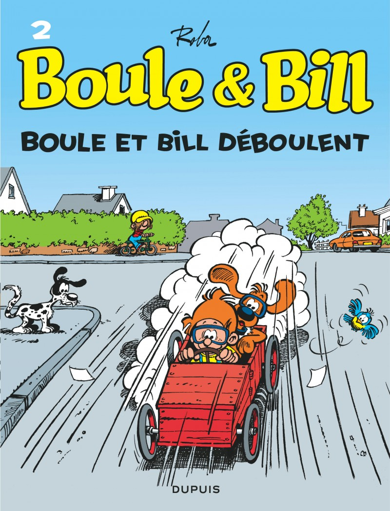 Billy and Buddy - tome 2 - Boule et Bill déboulent