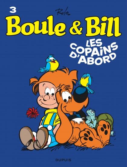 Boule et Bill - Les copains d'abord